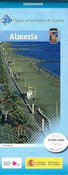 Prov.: Almeria 1:200.000 9788441620766  CNIG Provinciekaarten Spanje  Landkaarten en wegenkaarten Andalusië
