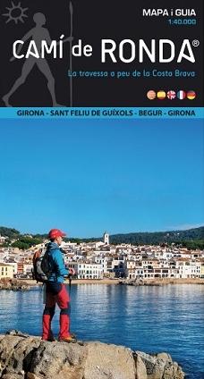 Cami de Ronda Circular 1:25.000 9788460842286  Editorial Alpina Wandelkaarten Spanje  Wandelkaarten Catalonië