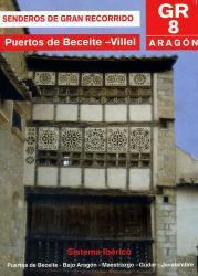 GR-8 Beceite - Villel 9788483210468  Fed. Aragonesa Montanismo   Meerdaagse wandelroutes, Wandelgidsen Catalonië