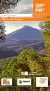 Paseos y excursiones por el macizo del Caroig. GR 9788483212912  Sendieros de Gran Recorr.   Wandelgidsen Valencia