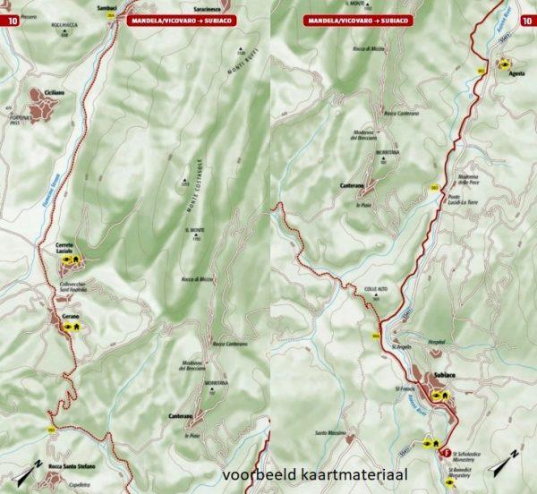 The Way of St Benedict | wandelgids 9788861890954 Simone Frignani Terre di Mezzo   Meerdaagse wandelroutes, Wandelgidsen Italië