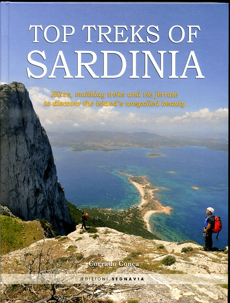 Top Treks of Sardinia 9788888776415  Segnavia   Wandelgidsen Sardinië