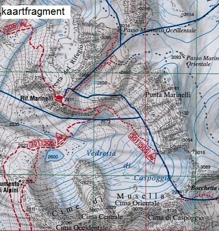 ESC-21  Bernina, Valmalenco, Sondrio   wandelkaart 1:25.000 9788898520398  Escursionista Carta dei Sentieri 1:25.000  Wandelkaarten Turijn, Piemonte