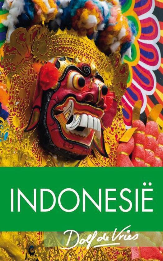 Indonesie in een rugzak | Dolf de Vries (reisverhaal) 9789000303076 Dolf de Vries Unieboek In een rugzak  Reisverhalen Indonesië