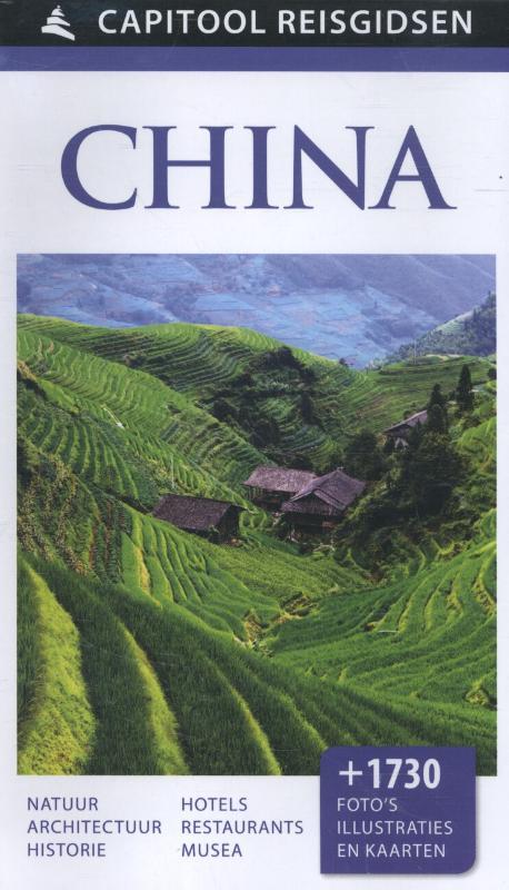 Capitool gids China 9789000341580  Unieboek Capitool Reisgidsen  Reisgidsen China (Tibet: zie Himalaya)