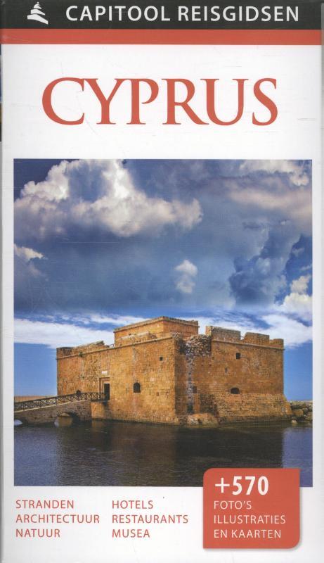 Capitool Cyprus 9789000341627  Unieboek Capitool Reisgidsen  Reisgidsen Cyprus