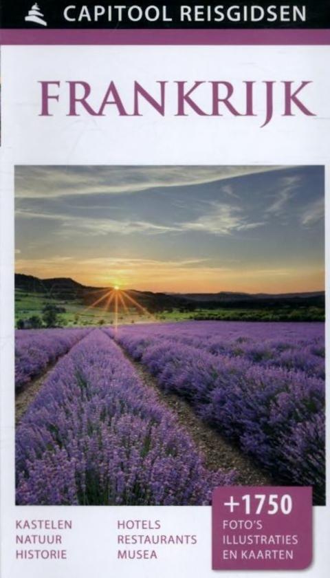 Capitool Frankrijk 9789000341702  Unieboek Capitool Reisgidsen  Reisgidsen Frankrijk