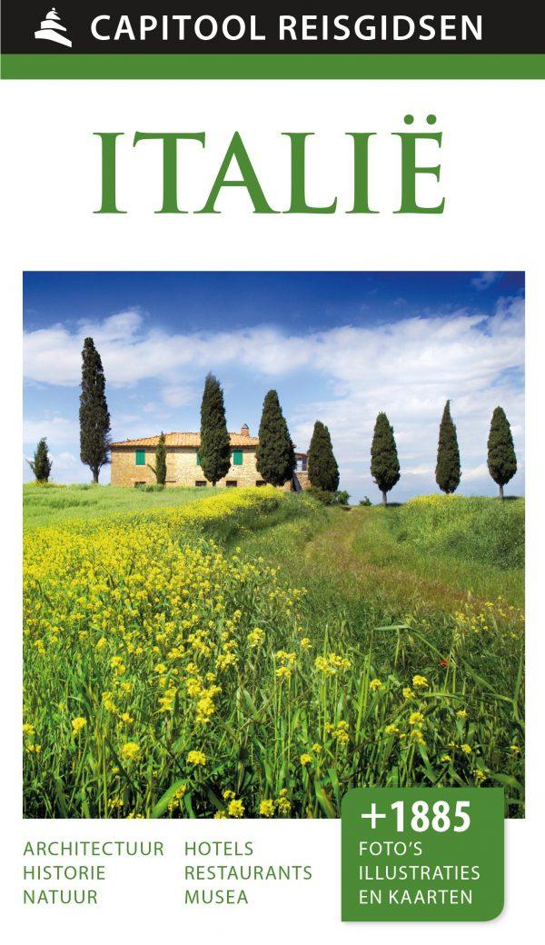 Capitool gids Italie 9789000341825  Unieboek Capitool Reisgidsen  Reisgidsen Italië