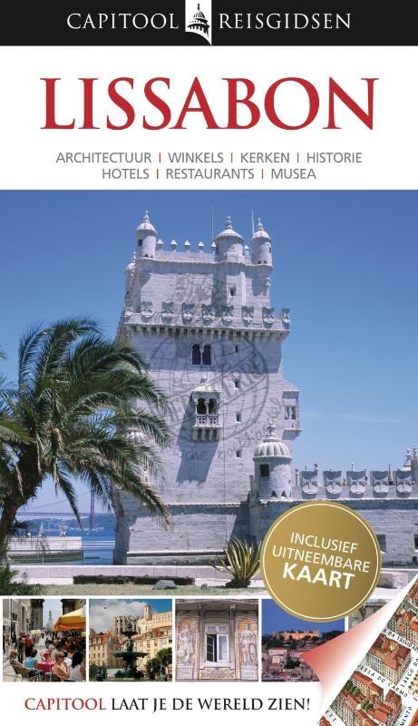 Capitool gids Lissabon 9789000341894  Unieboek Capitool Reisgidsen  Reisgidsen Noord en Midden-Portugal, Lissabon