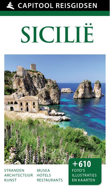 Capitool Sicilie 9789000342204  Unieboek Capitool Reisgidsen  Reisgidsen Sicilië