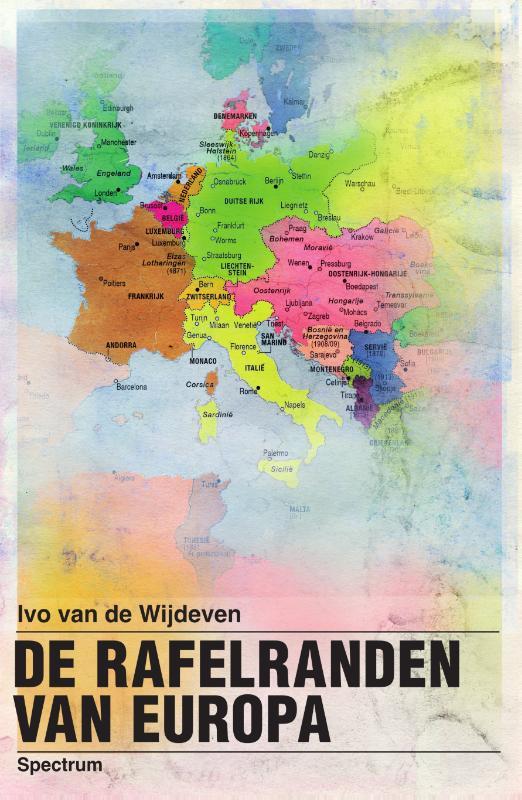 Rafelranden van Europa 9789000347421  Spectrum   Reisgidsen Europa
