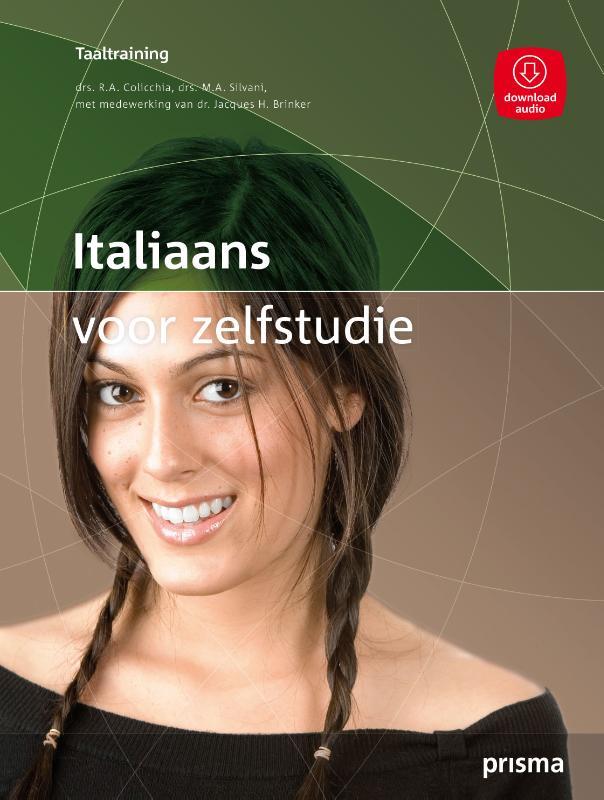 Italiaans voor zelfstudie 9789000351305  Coutinho   Taalgidsen en Woordenboeken Italië