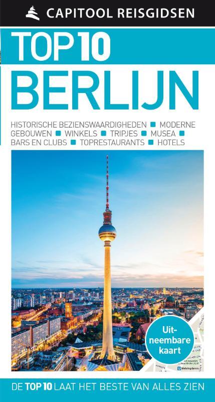 Capitool Top 10 Berlijn 9789000353026  Unieboek Capitool Top 10  Reisgidsen Berlijn