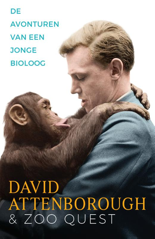 De avonturen van een jonge bioloog | David Attenborough en Zoo Quest 9789000360994  Spectrum   Natuurgidsen Wereld als geheel