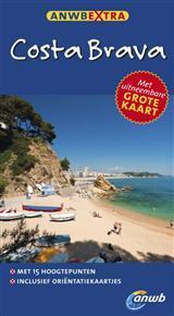 ANWB Extra reisgids Costa Brava 9789018032210  ANWB ANWB Extra reisgidsjes  Reisgidsen Catalonië