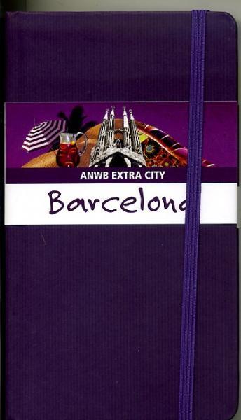 Barcelona 9789018034276  ANWB ANWB Extra City  Reisgidsen Barcelona