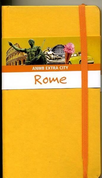 Rome 9789018034313  ANWB ANWB Extra City  Reisgidsen Rome, Lazio
