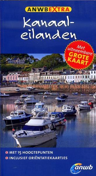 ANWB Extra reisgids Kanaaleilanden 9789018034955  ANWB ANWB Extra reisgidsjes  Reisgidsen Jersey