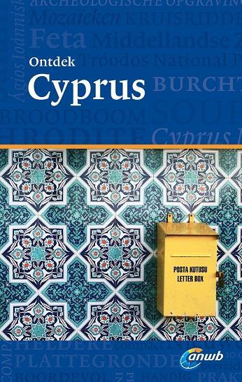 ANWB reisgids Ontdek Cyprus 9789018038236  ANWB ANWB Ontdek gidsen  Reisgidsen Cyprus