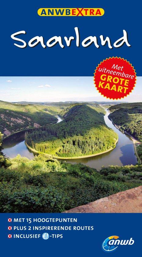 ANWB Extra reisgids Saarland 9789018040017  ANWB ANWB Extra reisgidsjes  Reisgidsen Saarland, Hunsrück