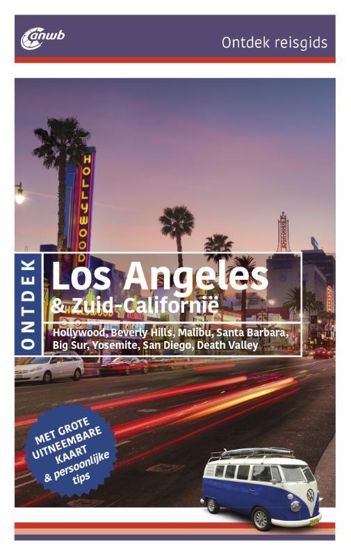 ANWB reisgids Ontdek Los Angeles 9789018040987  ANWB ANWB Ontdek gidsen  Reisgidsen California, Nevada
