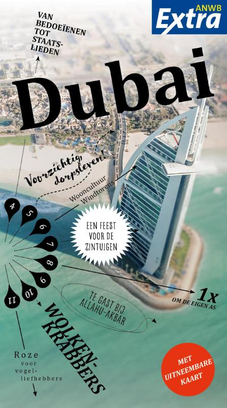 ANWB Extra reisgids Dubai 9789018041083  ANWB ANWB Extra reisgidsjes  Reisgidsen Oman, Abu Dhabi, Dubai, Saudi-Arabië, Jemen