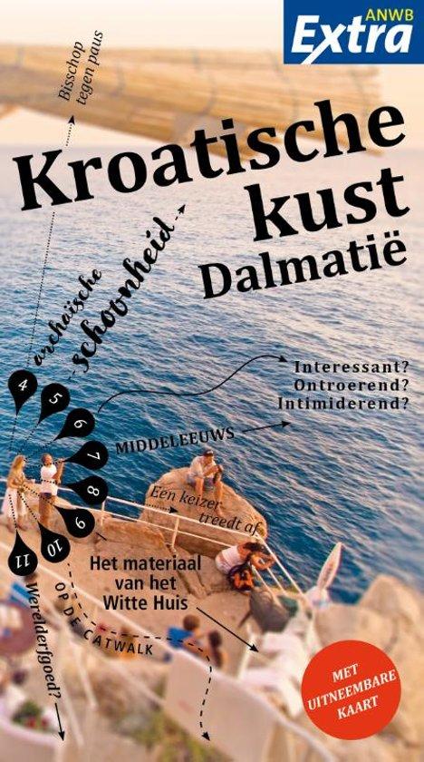 ANWB Extra reisgids Kroatische Kust 9789018043193  ANWB ANWB Extra reisgidsjes  Reisgidsen Kroatië