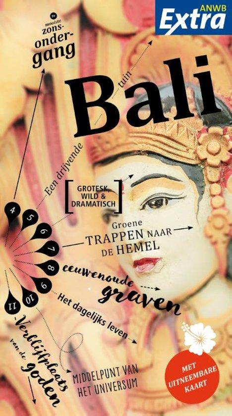 ANWB Extra reisgids Bali 9789018043346  ANWB ANWB Extra reisgidsjes  Reisgidsen Indonesië