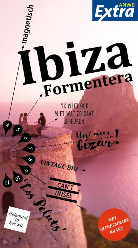 ANWB Extra reisgids Ibiza 9789018043384  ANWB ANWB Extra reisgidsjes  Reisgidsen Ibiza