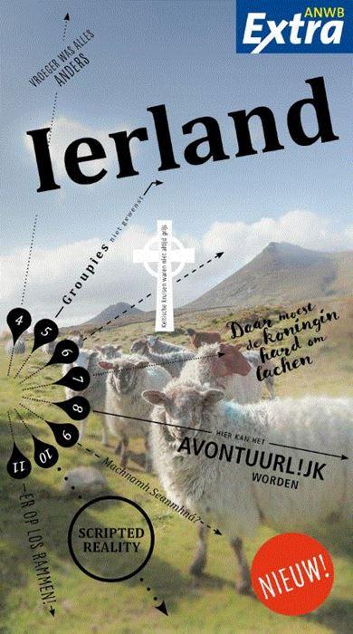 ANWB Extra reisgids Ierland 9789018043391  ANWB ANWB Extra reisgidsjes  Reisgidsen Ierland