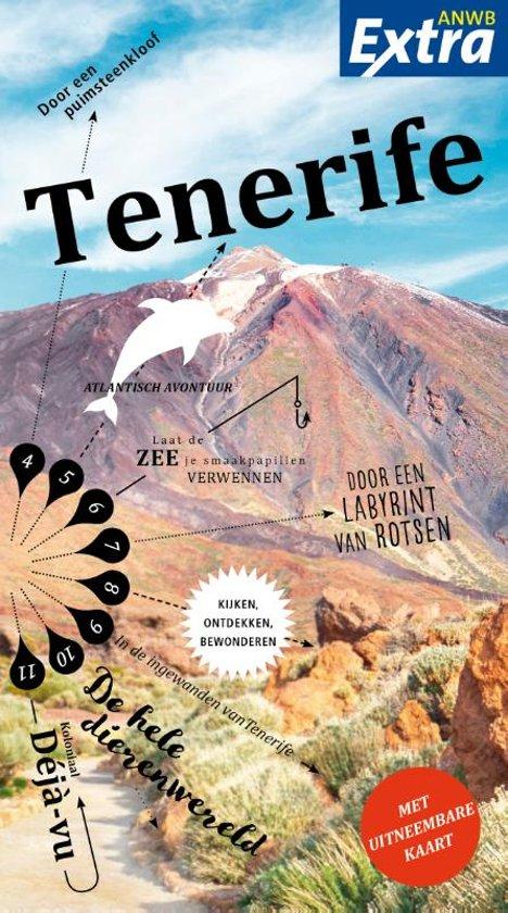 ANWB Extra reisgids Tenerife 9789018043421  ANWB ANWB Extra reisgidsjes  Reisgidsen Tenerife