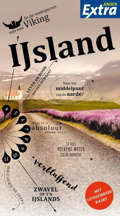ANWB Extra reisgids IJsland 9789018044398  ANWB ANWB Extra reisgidsjes  Reisgidsen IJsland