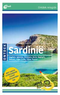 ANWB reisgids Ontdek Sardinië 9789018044565  ANWB ANWB Ontdek gidsen  Reisgidsen Sardinië