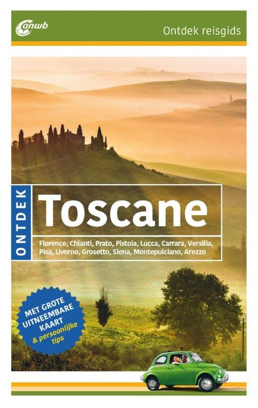 ANWB reisgids Ontdek Toscane 9789018044589  ANWB ANWB Ontdek gidsen  Reisgidsen Toscane, Florence