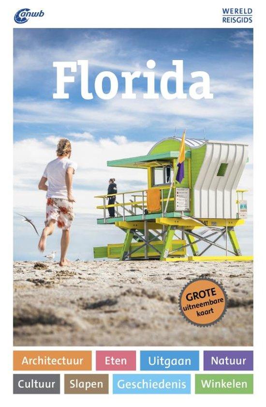 ANWB Wereldreisgids Florida 9789018044596  ANWB Wereldreisgidsen  Reisgidsen Florida