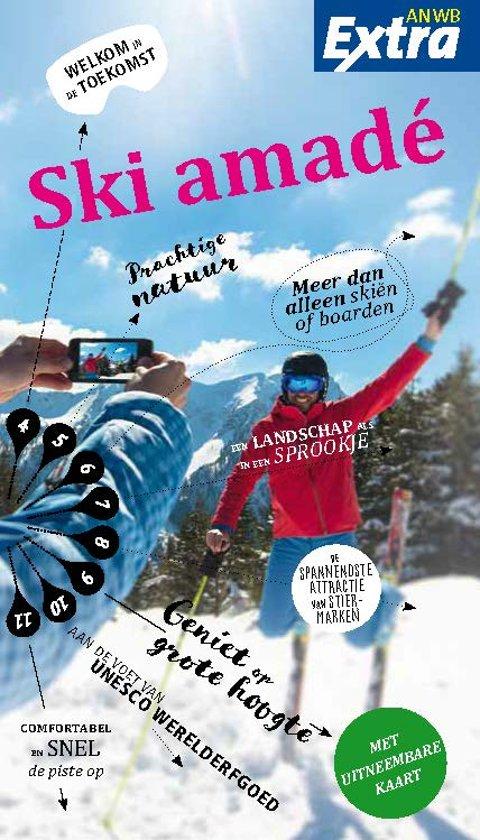 ANWB Extra reisgids Ski Amadé wintersportgids 9789018044947  ANWB ANWB Extra reisgidsjes  Reisgidsen, Wintersport Zwitserland en Oostenrijk (en Alpen als geheel)