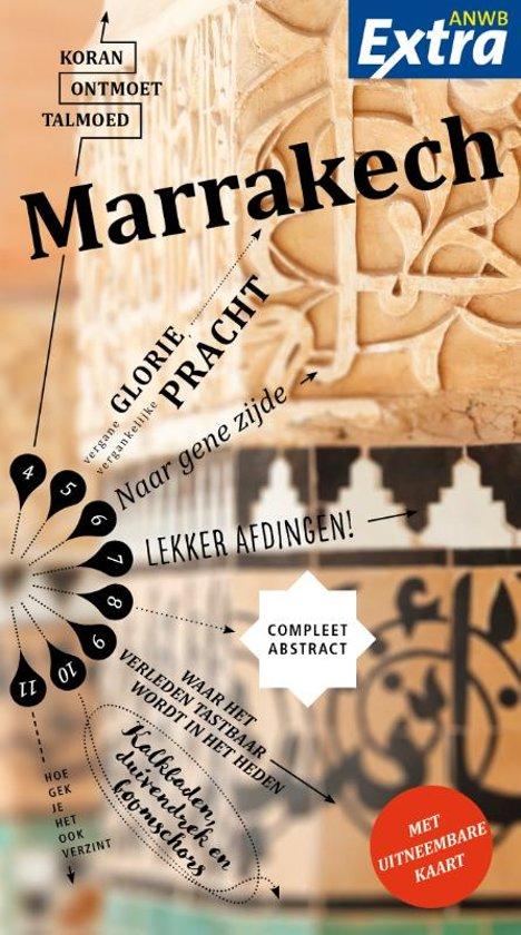 ANWB Extra reisgids Marrakech 9789018045265  ANWB ANWB Extra reisgidsjes  Reisgidsen Marokko