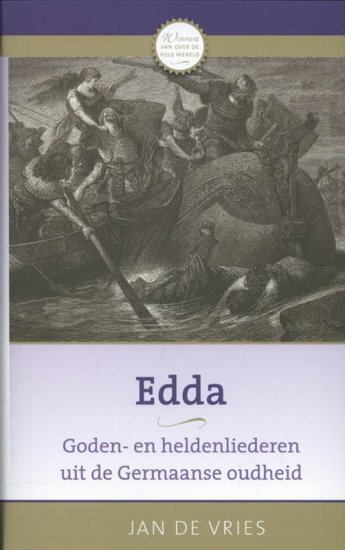 Edda 9789020208146 Marcel Otten Ambo, Anthos   Reisverhalen Scandinavië & de Baltische Staten