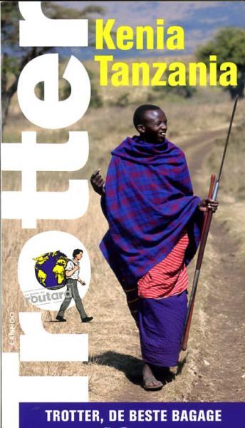 Trotter Kenia, Tanzania 9789020964707  Lannoo Trotter  Reisgidsen Oost-Afrika