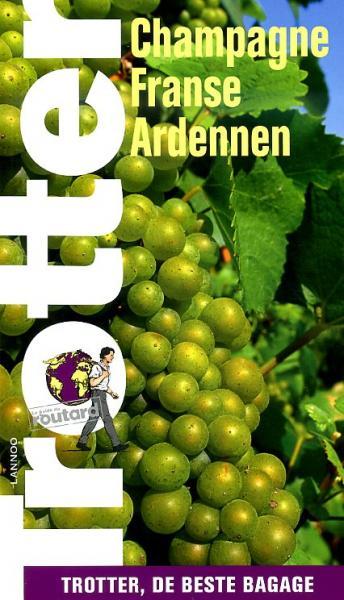 Trotter Champagne/ Franse Ardennen 9789020994056  Lannoo Trotter  Reisgidsen Champagne, Franse Ardennen