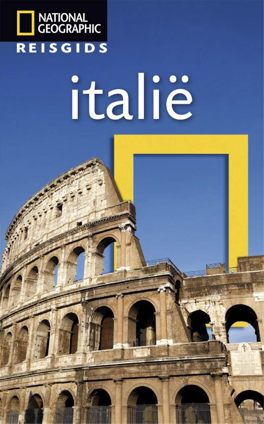 National Geographic Italie 9789021567365  Kosmos National Geographic  Reisgidsen Italië