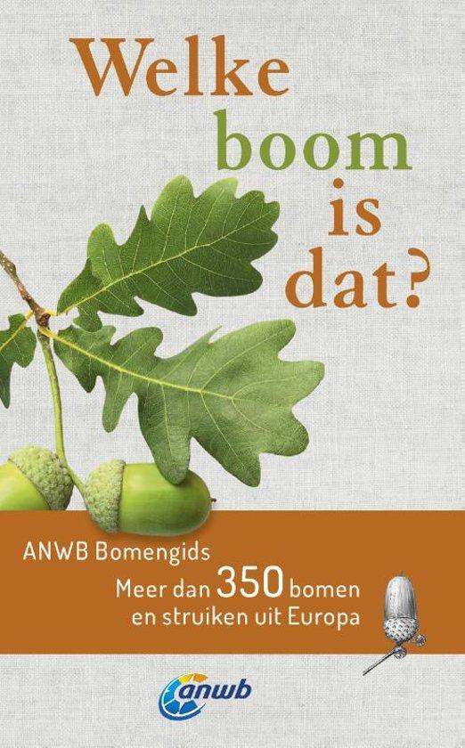 Welke boom is dat? 9789021569987 Joachim Mayer Kosmos ANWB Natuur  Natuurgidsen, Plantenboeken Europa
