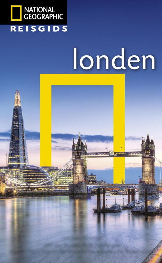 National Geographic Londen 9789021570228  Kosmos National Geographic  Reisgidsen Londen