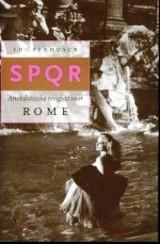 SPQR - Anekdotische Gids voor Rome 9789025358754 Luc Verhuyck Athenaeum/Van Gennep   Reisgidsen Rome, Lazio