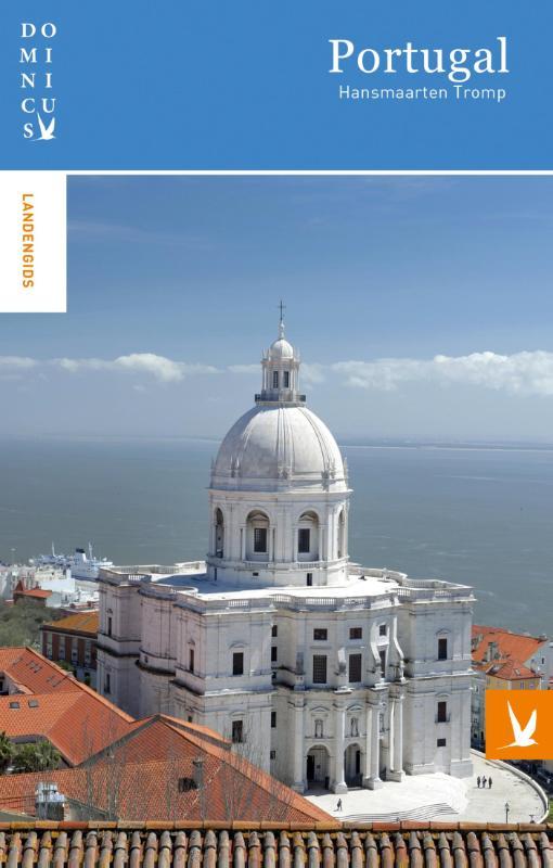 Dominicus reisgids Portugal 9789025763152  Gottmer Dominicus reisgidsen  Reisgidsen Portugal