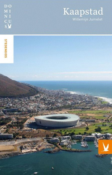 Dominicus Kaapstad 9789025763855 Willemijn Jumelet Gottmer Dominicus Stedengids  Reisgidsen Zuid-Afrika