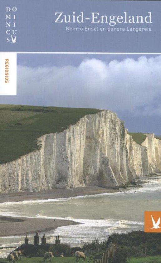 Dominicus reisgids Zuid-Engeland 9789025764326  Gottmer Dominicus reisgidsen  Reisgidsen Zuidoost-Engeland, Kent, Sussex, Isle of Wight, Zuidwest-Engeland, Cornwall, Devon, Somerset, Dorset