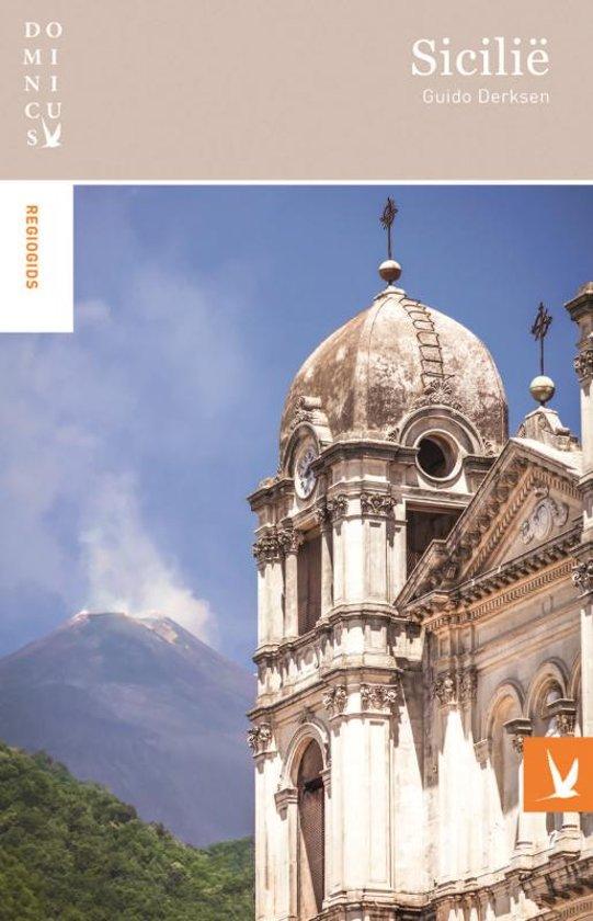 Dominicus reisgids Sicilie 9789025764340  Gottmer Dominicus reisgidsen  Reisgidsen Sicilië
