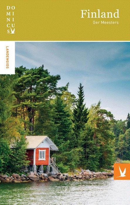 Dominicus reisgids Finland 9789025764678 Ger Meesters Gottmer Dominicus reisgidsen  Reisgidsen Finland