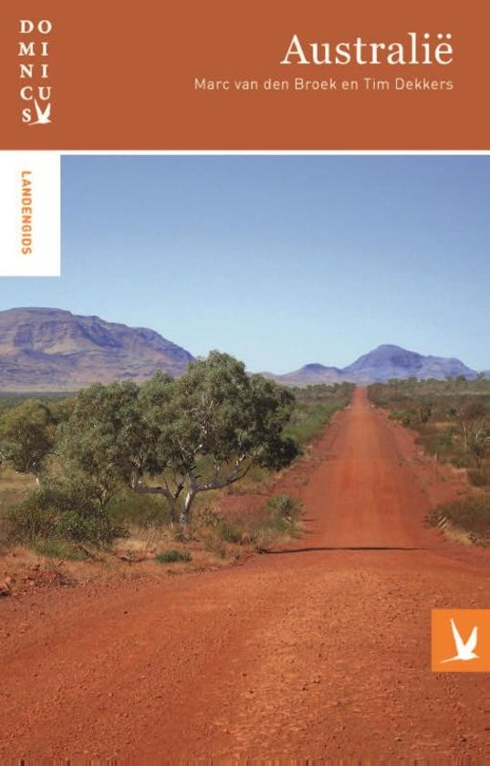 Dominicus reisgids Australie 9789025764739  Gottmer Dominicus reisgidsen  Reisgidsen Australië